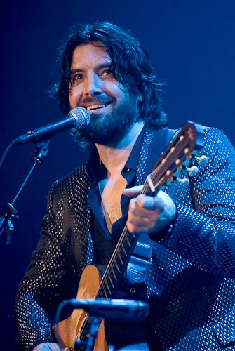 Bob Schneider, 2008 - Photo © Manuel Nauta