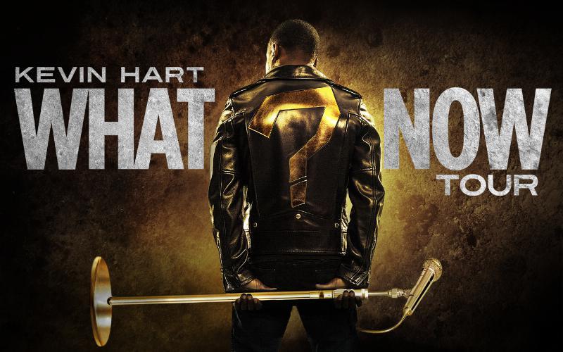 Kevin Hart Announces WHAT NOW TOUR
