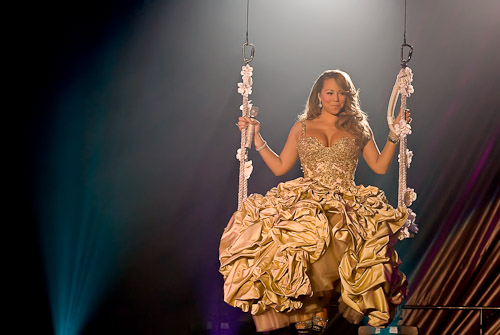 Mariah Carey, 2010 - Photo © Manuel Nauta