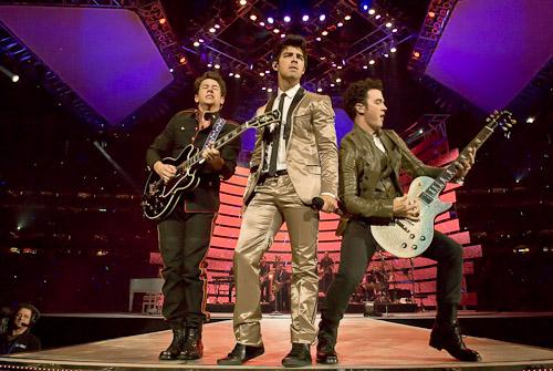 Jonas Brothers, 2010 - Photo © Manuel Nauta