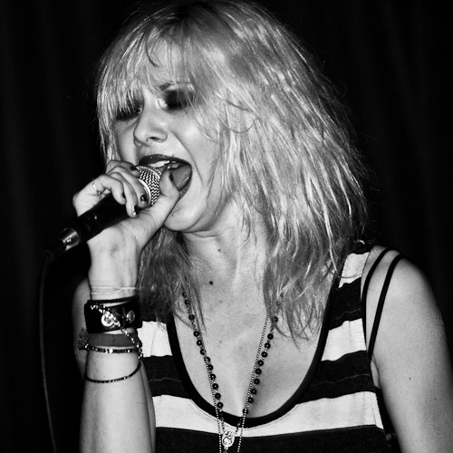 The Pretty Reckless with Taylor Momsen - © Manuel Nauta