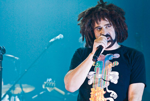 Counting Crows and Augustana, 2010 - Photo © Manuel Nauta