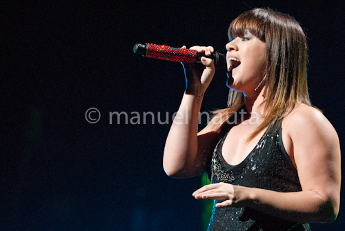 "Kelly Clarkson ""Stronger"" Tour in Austin Texas © Manuel Nauta"