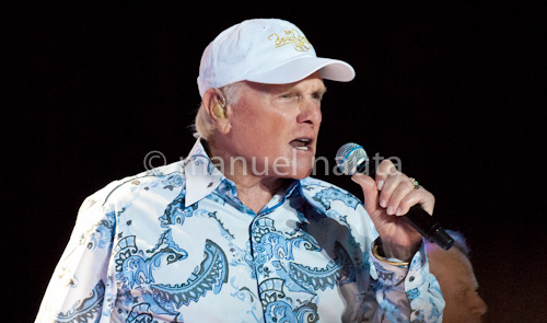 Mike Love, The Beach Boys 50th Reunion Tour © Manuel Nauta