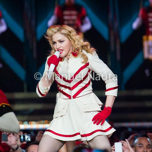 Madonna MDNA 2012 Tour © Manuel Nauta