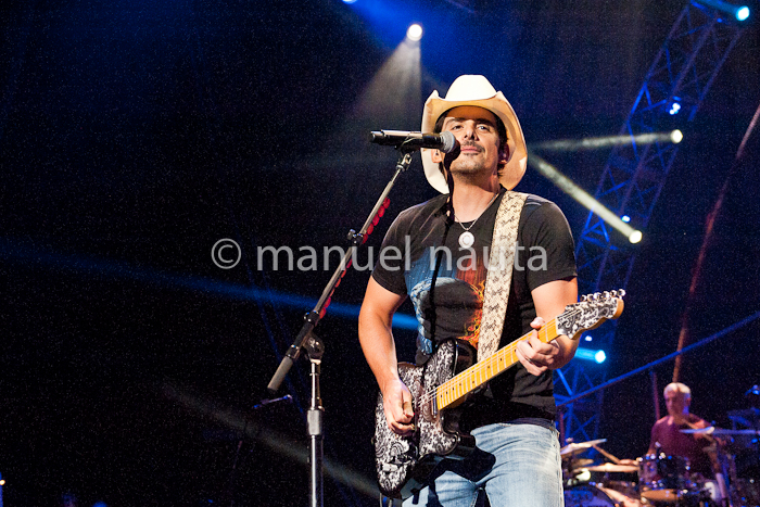 Brad Paisley - Beat This Summer Tour @ Manuel Nauta