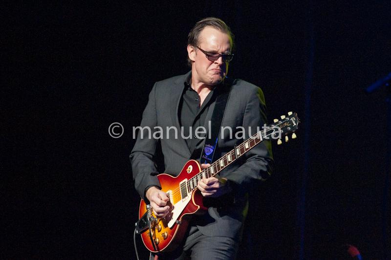 Joe Bonamassa performs in concert at ACL Live at Moody Theater on November 30, 2013 in Austin, Texas. © Manuel Nauta