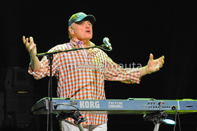 Bruce Johnston with The Beach Boys at ACL Live in Austin Texas © Manuel Nauta
