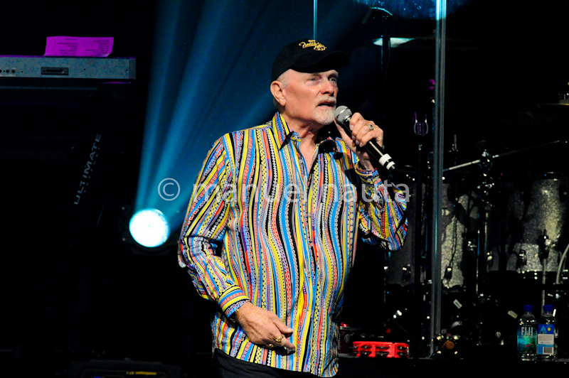 Mike Love with The Beach Boys at ACL Live in Austin Texas - © Manuel Nauta