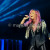 Singer Demi Lovato on her NEON LIGHTS TOUR performs in concert at the Toyota Center on February 19, 2014 in Houston, Texas - USA.