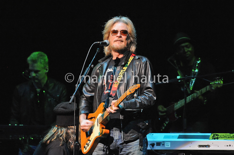 Daryl Hall of Hall & Oates performs in concert at ACL Live at Moody Theater on February 23, 2014 in Austin, Texas - USA