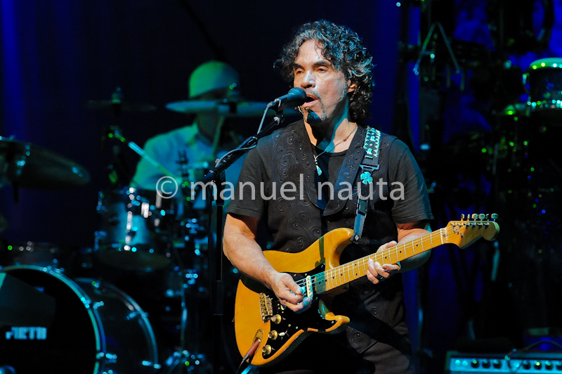 John Oates of Hall & Oates performs in concert at ACL Live at Moody Theater on February 23, 2014 in Austin, Texas - USA