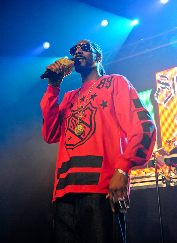 Snoop Dogg  (photo @ Manuel Nauta)