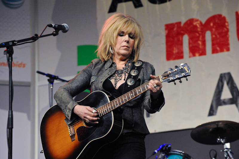 Lucinda Williams performs at the Austin Music Awards during SXSW on March 12, 2014 in Austin, Texas - USA.