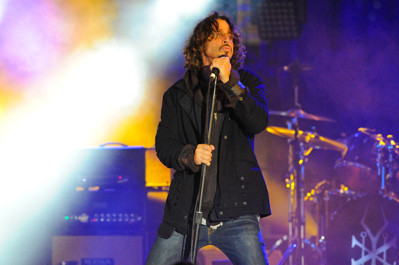 Chris Cornell of Soundgarden © Manuel Nauta