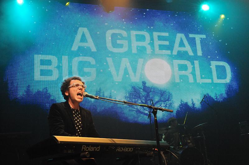 Ian Axel of A Great Big World @ Manuel Nauta