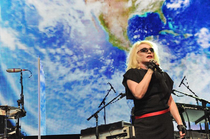 Debbie Harry of Blondie @ Manuel Nauta