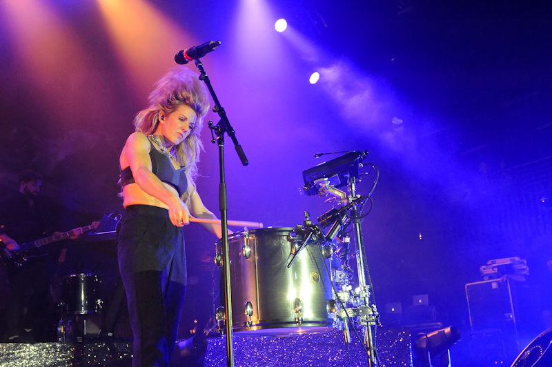 Ellie Goulding performs in concert at the Austin Music Hall on March 22, 2014 in Austin, Texas.