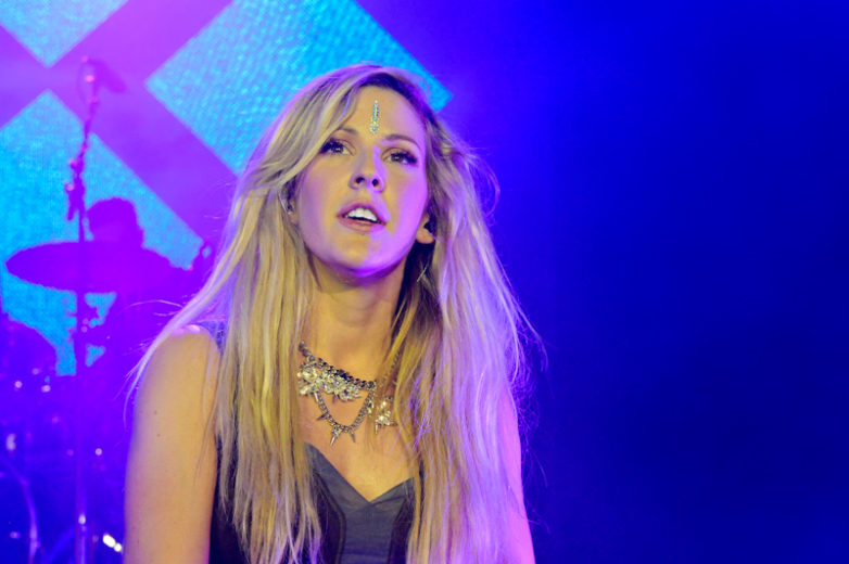 Ellie Goulding performs in concert at the Austin Music Hall on March 22, 2014 in Austin, Texas. © Manuel Nauta