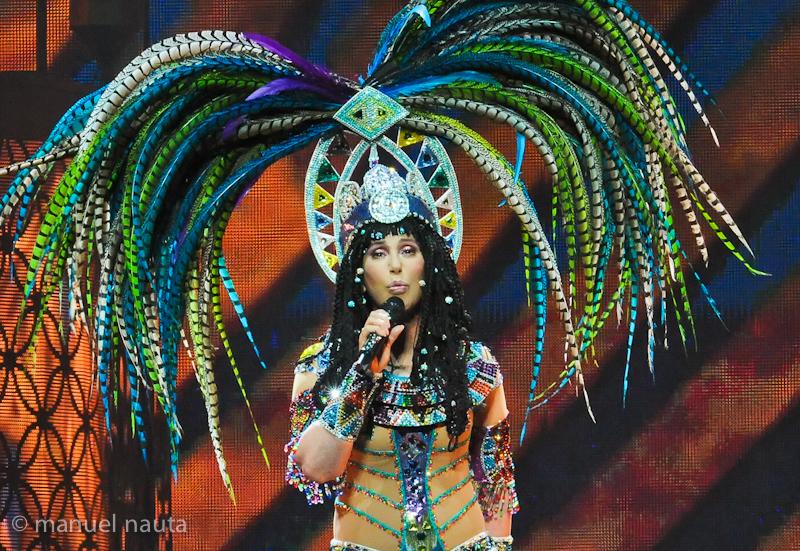 "Cher ""Dressed To Kill"" Tour © Manuel Nauta"