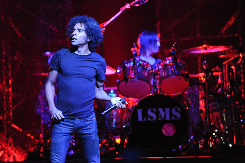 William Duvall (L) and Sean Kinney of Alice In Chains / Photo © Manuel Nauta