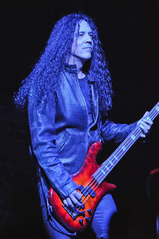 Mike Inez / Photo © Manuel Nauta