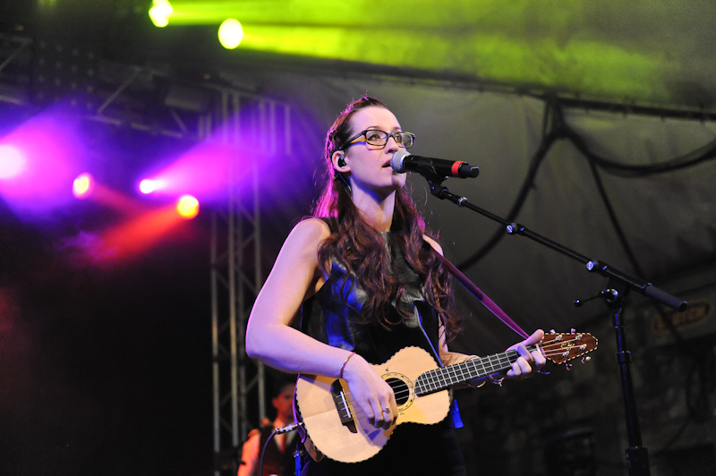 Ingrid Michaelson at Stubb's in Austin Texas / Photo © Manuel Nauta
