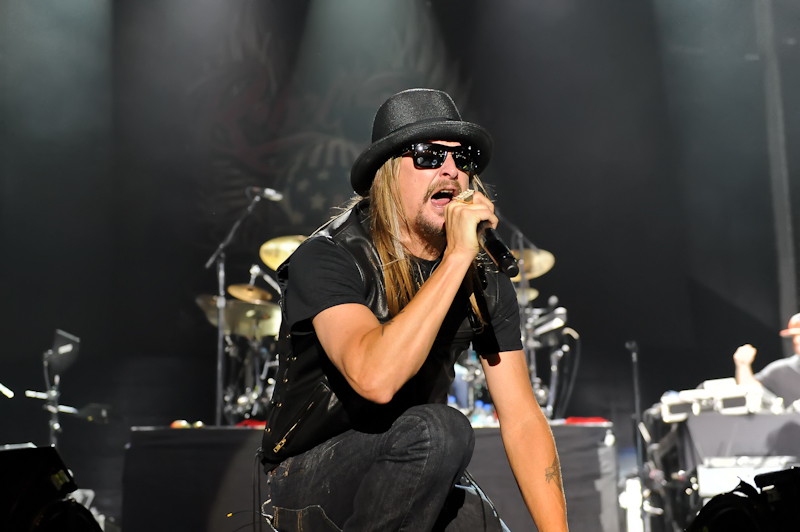 Kid Rock at River City Rockfest / Photo © Manuel Nauta