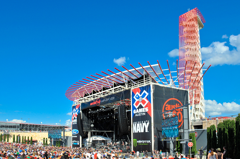 X Games Austin Day 2 at Circuit Of The Americas / Photo © Manuel Nauta