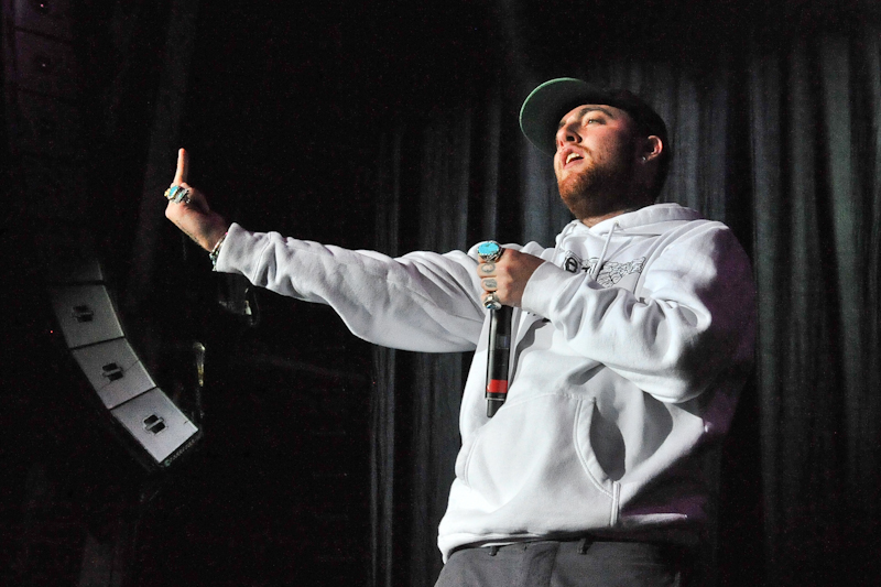 Mac Miller at X Games Austin / Photo © Manuel Nauta