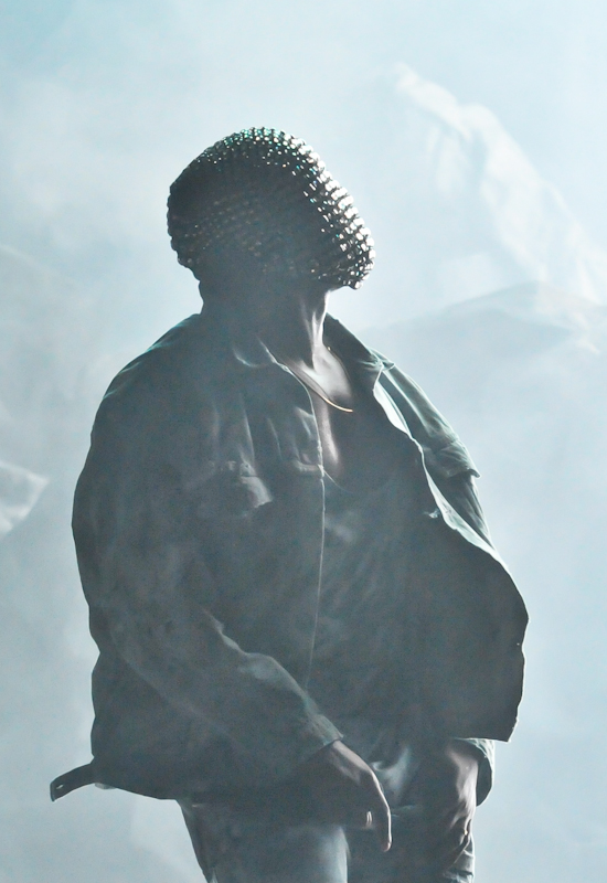 Kanye West / Photo © Manuel Nauta