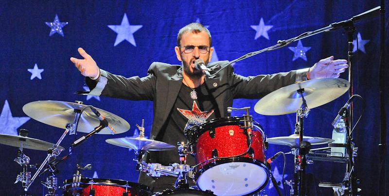 Ringo Starr live in concert - Austin, TX - Photo © Manuel Nauta