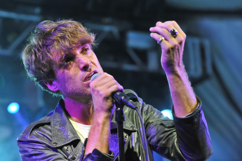 Paolo Nutini at Stubb's in Austin, Texas - Photo © Manuel Nauta