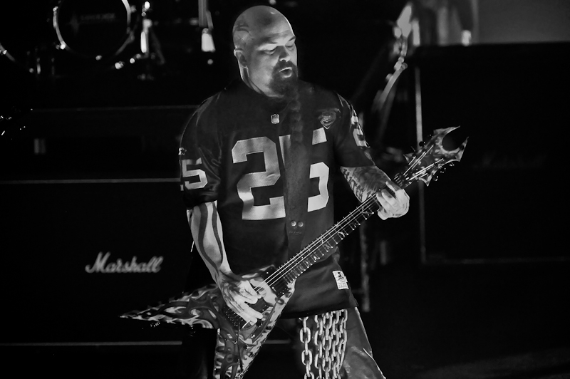 Kerry King of Slayer performs at ACL Live on November 18, 2014 in Austin, Texas. Photo © Manuel Nauta