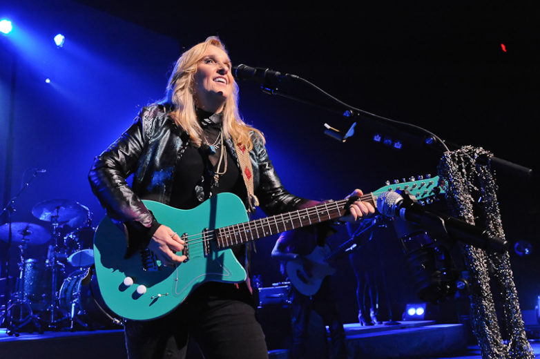 Melissa Etheridge performs at ACL Live / Photo © Manuel Nauta