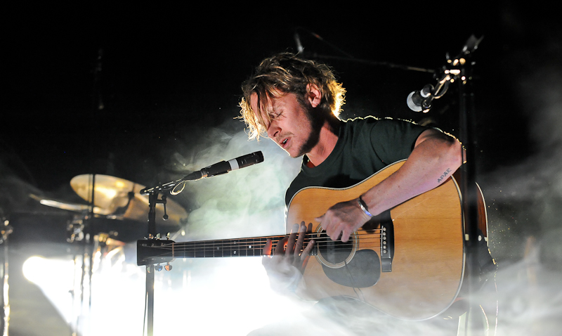 Ben Howard performs in concert at Austin Music Hall on January 16, 2015 in Austin, Texas. - Photo © Manuel Nauta