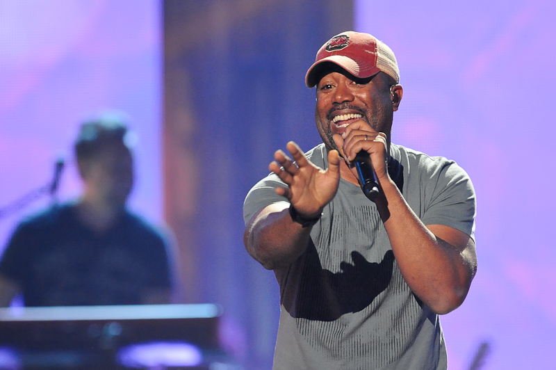 Recording artist Darius Rucker performs onstage during the 2015 iHeartRadio Country Festival at The Frank Erwin Center on May 2, 2015 in Austin, Texas.  Photo © Manuel Nauta