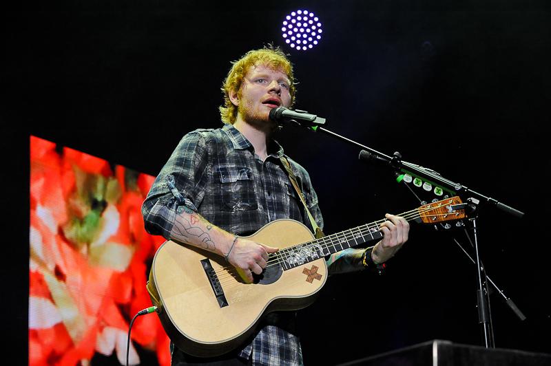 Ed Sheeran / Photo © Manuel Nauta