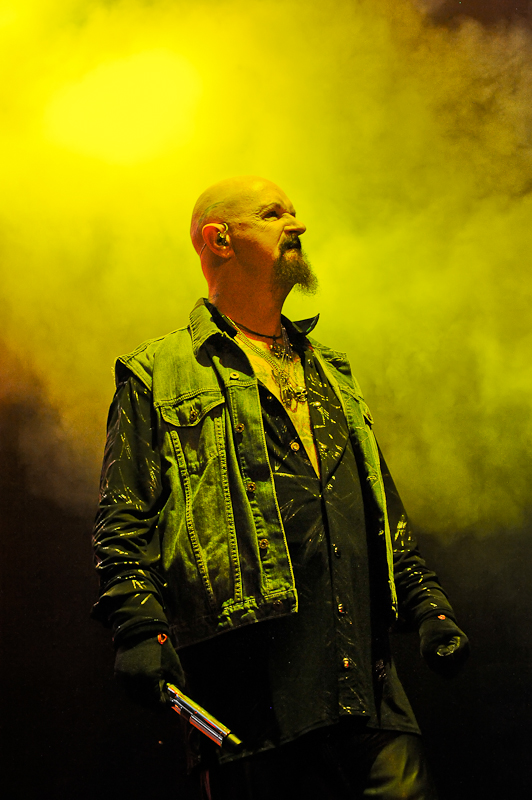 Rob Halford of Judas Priest  / Photo © Manuel Nauta