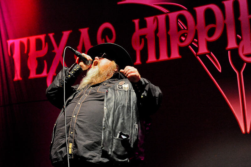 Big Dad Ritch of Texas Hippie Coalition / Photo © Manuel Nauta