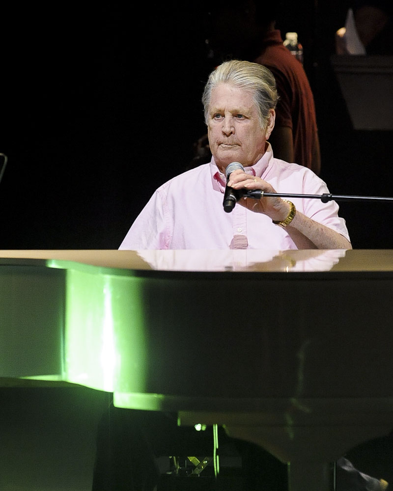 Brian Wilson performs in concert at Bass Concert Hall on June 23, 2015 in Austin, Texas. Photo © Manuel Nauta
