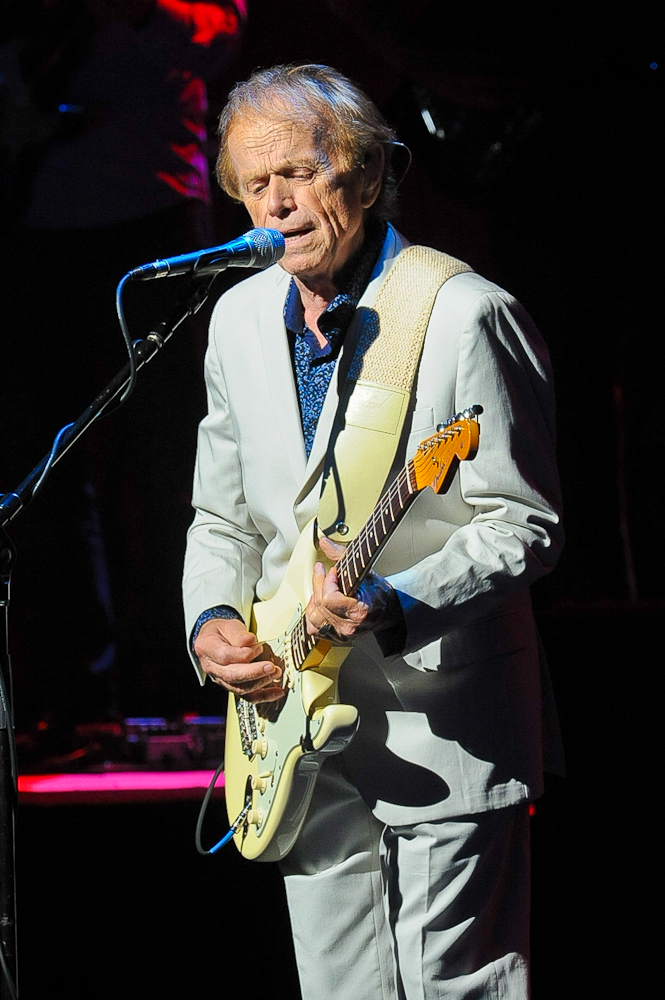 Al Jardine performs in concert at Bass Concert Hall on June 23, 2015 in Austin, Texas. Photo © Manuel Nauta