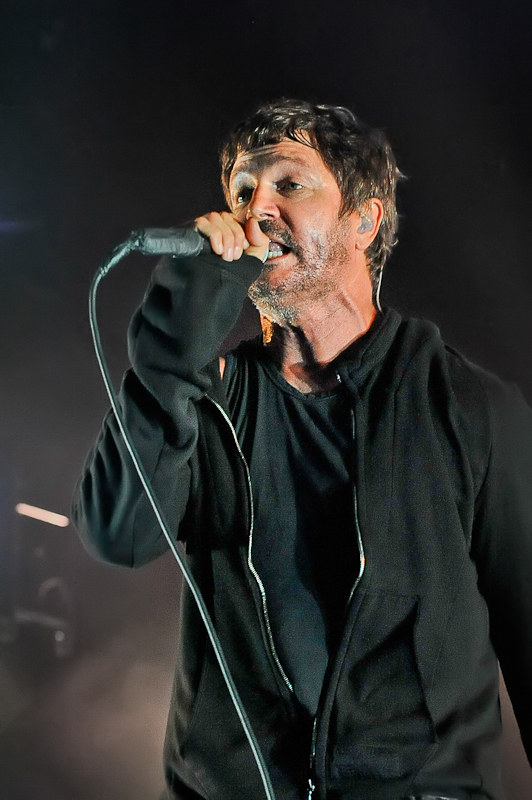 Stephan Jenkins of Third Eye Blind performs at Cedar Park Center on July 3, 2015 in Cedar Park, Texas. Photo © Manuel Nauta