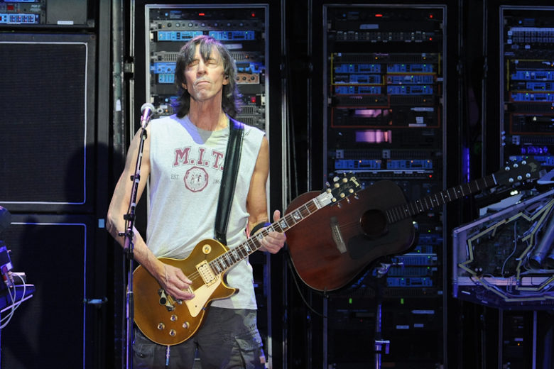 Tom Scholz with the band Boston performs in concert at the Skyline Theater on June 11, 2016 in Austin, Texas. - Photo © Manuel Nauta