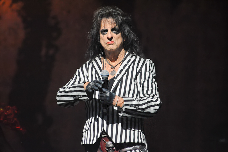 Alice Cooper performs in concert at ACL Live at Moody Theater on August 21, 2016 in Austin, Texas. Photo © Manuel Nauta