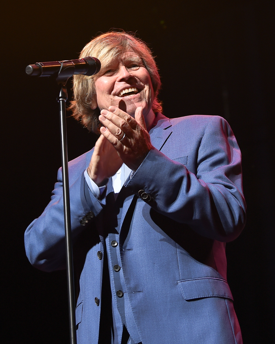 Peter Noone performs in concert with Herman's Hermits at The Tobin Center for the Performing Arts on September 19, 2020 in San Antonio, Texas. This was a socially distancing show during the COVID-19 pandemic. Photo © Manuel Nauta