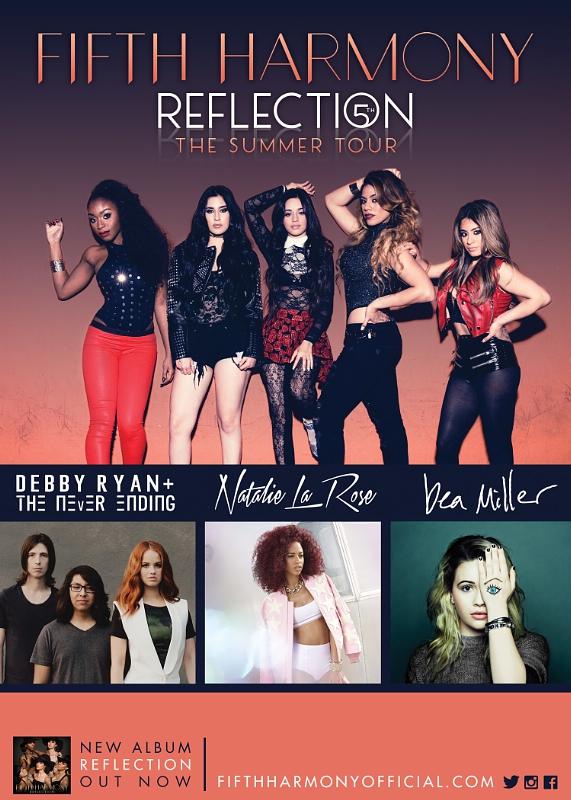 Live Nation Fifth Harmony Tour
