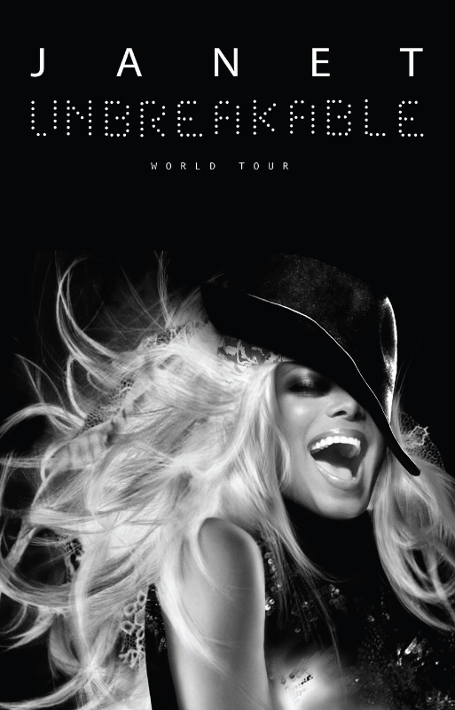 Janet Unbreakable World Tour