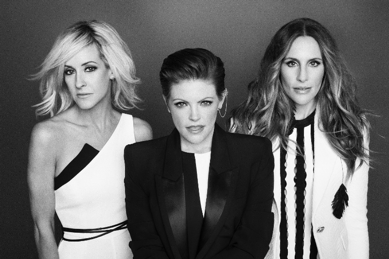 DIXIE CHICKS RETURN FOR NORTH AMERICAN SUMMER 2016 TOUR (PRNewsFoto/Live Nation Entertainment)