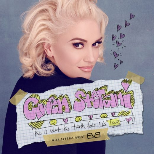 GWEN STEFANI ANNOUNCES NORTH AMERICAN TOUR (PRNewsFoto/Live Nation Entertainment)